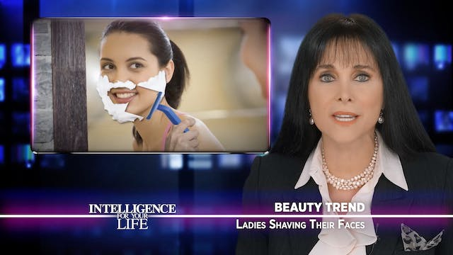 Why Are Women Shaving Their Faces?