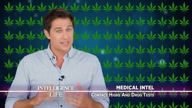 Contact Highs And Drug Tests