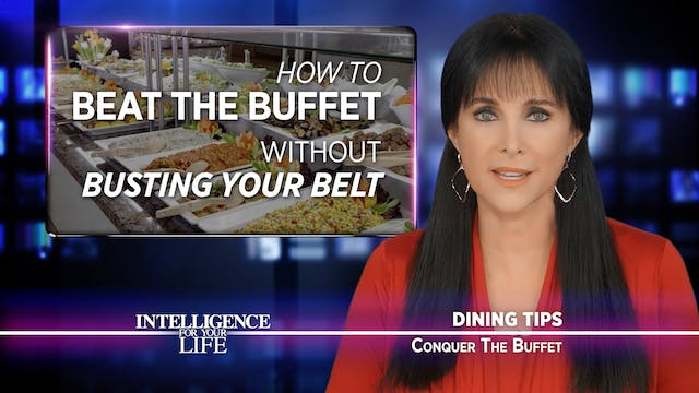 How To Beat The Buffet Without Bustin...