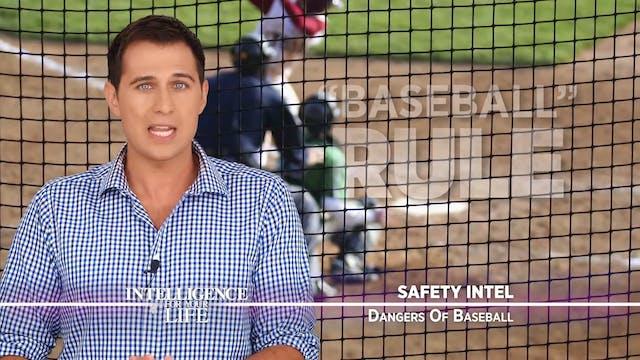 Dangers Of Baseball