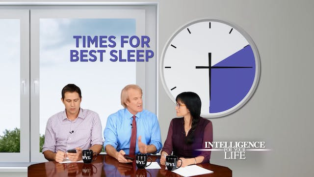 90 Seconds: Best Time For Sleep, Pick...
