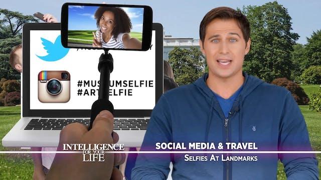 Selfies At Landmarks