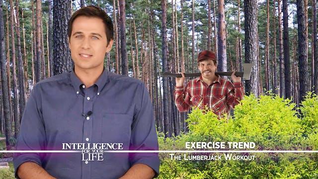 The Lumberjack Workout