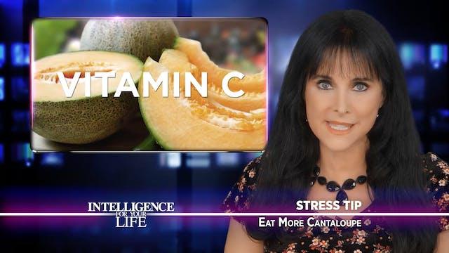 Eat More Cantaloupe
