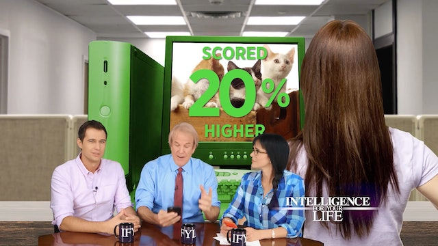 90 Seconds: Green For Creativity, White Noise & Hand Washing Temperature
