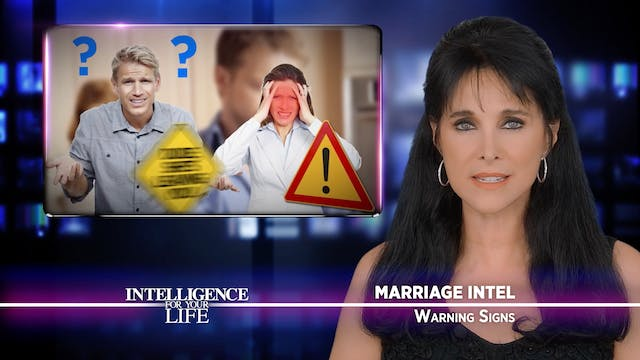 Marriage Trouble Warning Signs