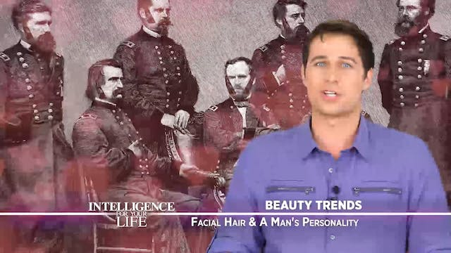 Facial Hair And A Man's Personality