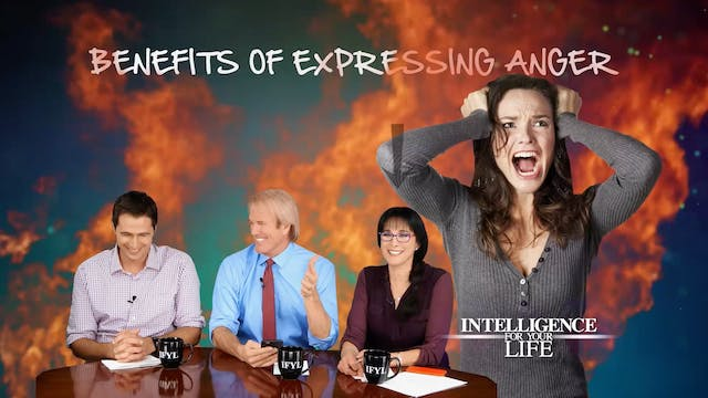 Benefits Of Expressing Anger