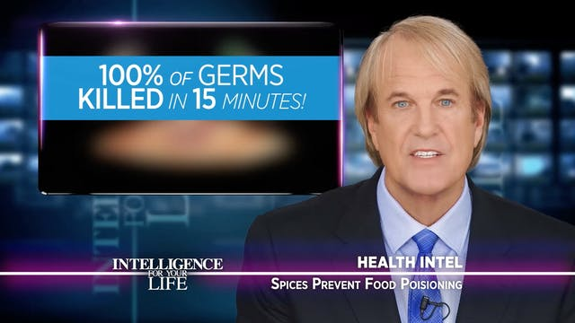 Spices Prevent Food Poisoning