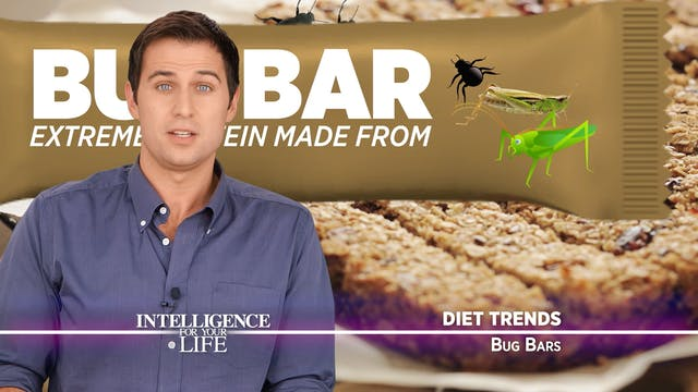 Would You Eat A Bug Bar?