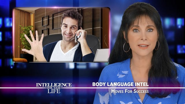 Body Language Moves For Success
