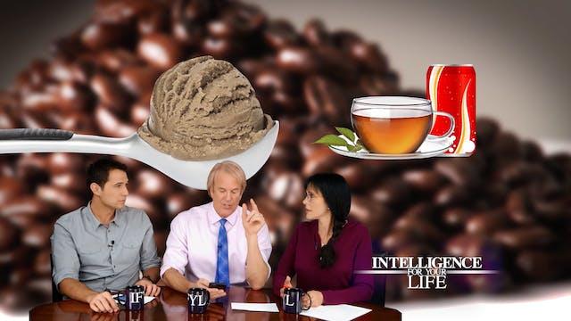 Coffee Ice Cream Caffeine, Drinking T...