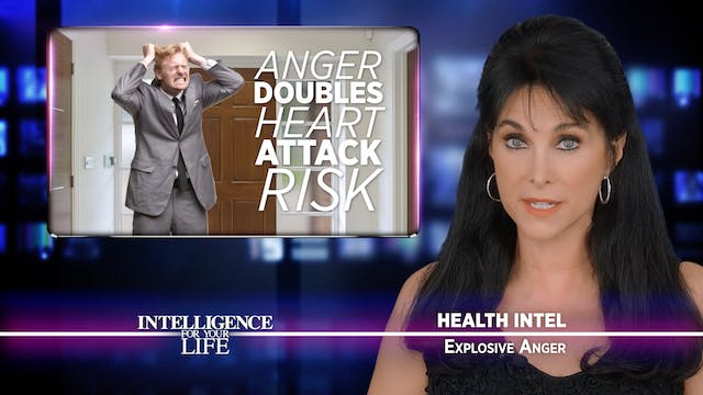 Explosive Anger And Your Health