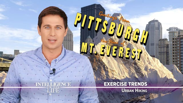 The Urban Hiking Fitness Trend