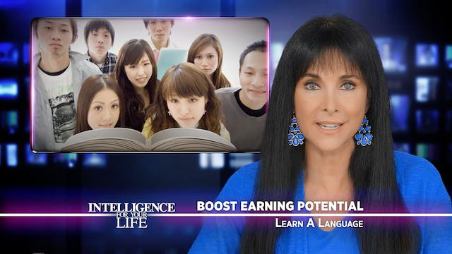 Learn A Foreign Language To Boost You...