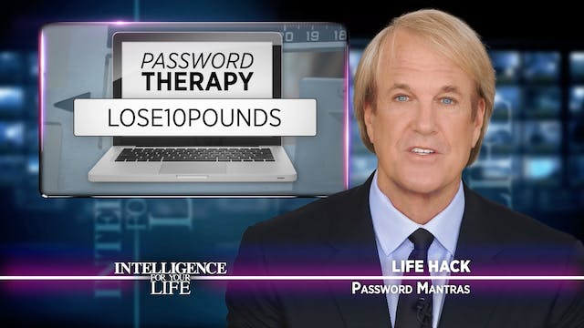 Password Therapy Works!