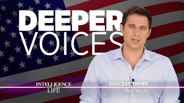 People Like Deep Voices