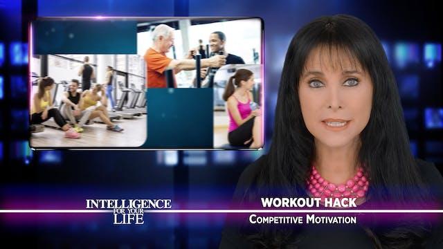Competitive Workout Motivation