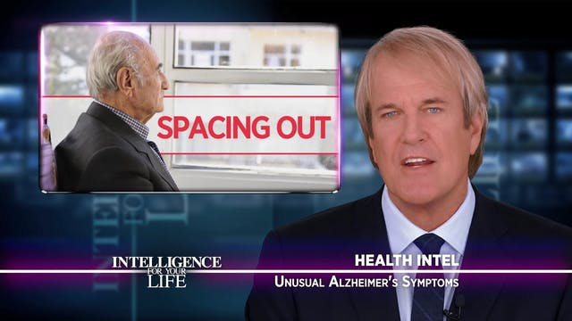 Unusual Alzheimer's Symptoms