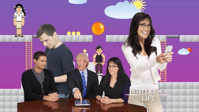 Smartphone Games Raise Your IQ