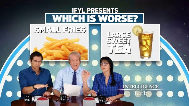 Which Is Worse? Food And Beverage