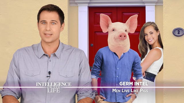 Men Live Like Pigs