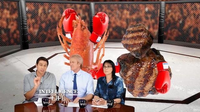Lobster Vs Filet Mignon