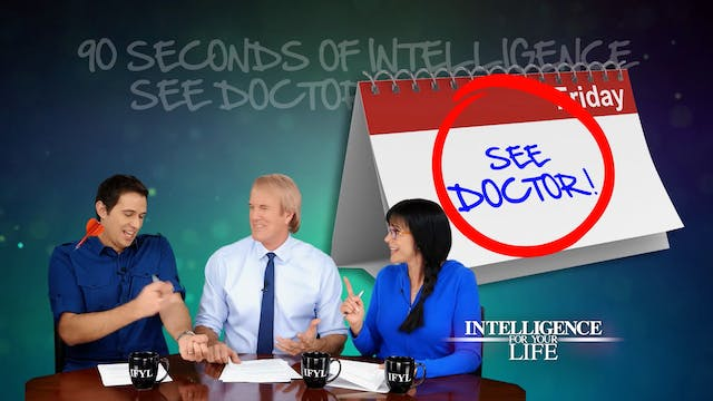 90 Seconds: See A Doctor On A Friday,...