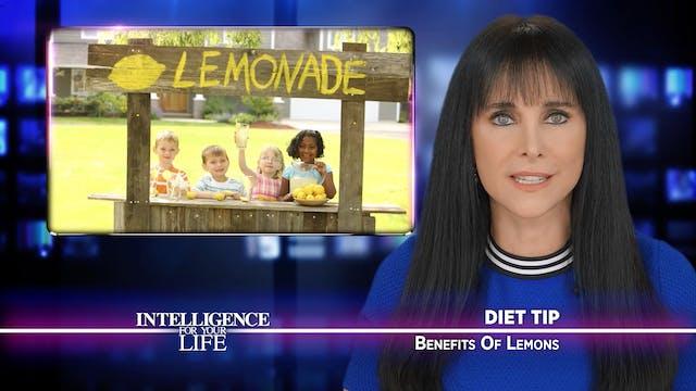 The Benefits Of Lemons