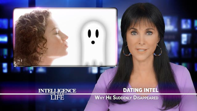 Have You Been Ghosted? Why He Suddenl...