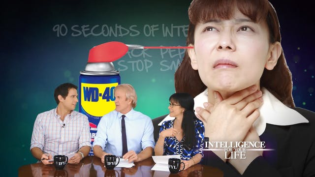90 Seconds: Black Pepper To Stop Smok...