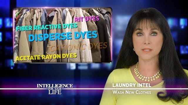 Wash New Clothes
