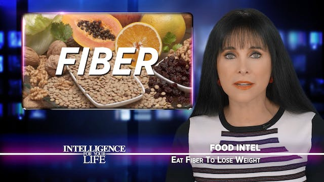 Lose Weight With Fiber