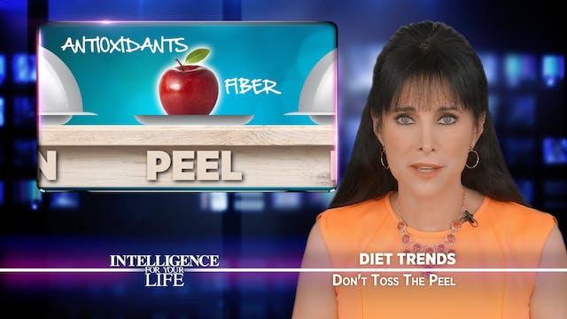 Don't Toss The Peel