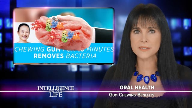Gum Chewing Benefits