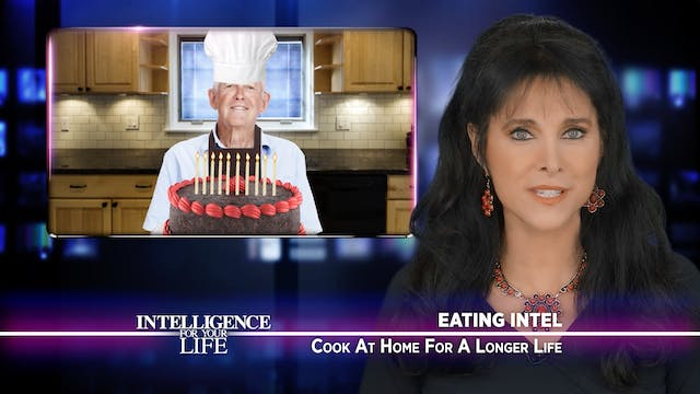 Cook At Home For A Longer Life