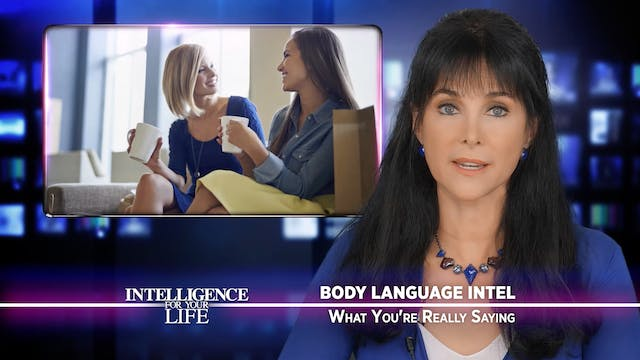 What Your Body Language Is Really Saying