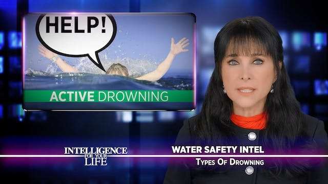 The Different Types Of Drowning