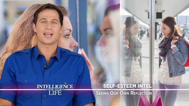 Self-Reflection Attraction