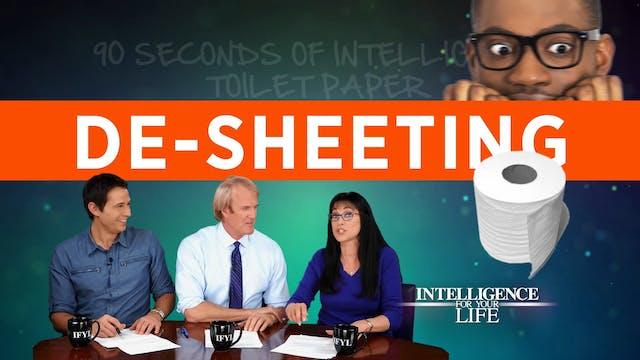90 Seconds: Toilet Paper De-Sheeting ...