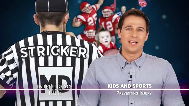 Kids And Sports Injury Prevention