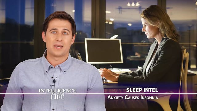 Sleep Anxiety Causes Insomnia