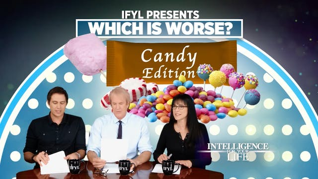 Which Is Worse? Candy Edition