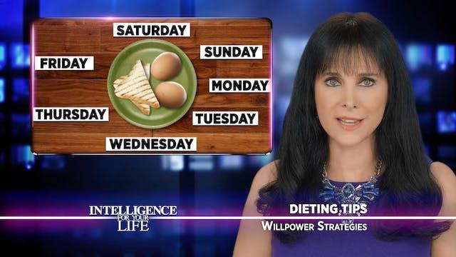 Diet Willpower Strategies