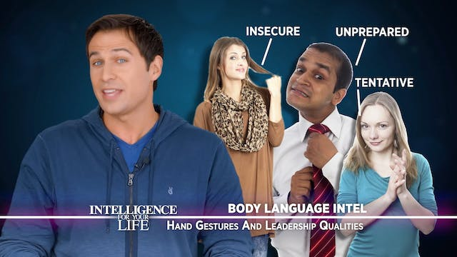 Hand Gestures And Leadership Qualities