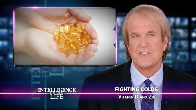 Fight Colds With Vitamin D And Zinc
