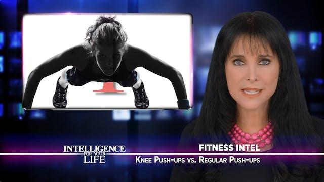 Knee Push-Ups Vs Regular Push-Ups