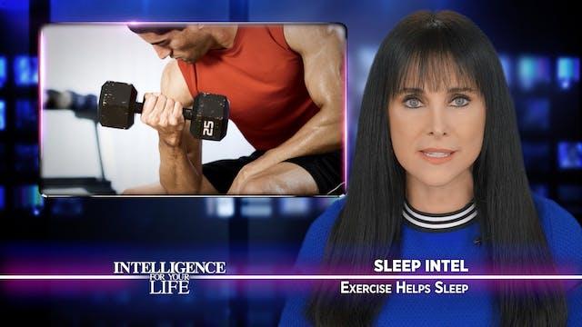 Strength Training Helps You Sleep Better