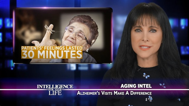 Visiting Someone With Alzheimer's Makes A Difference