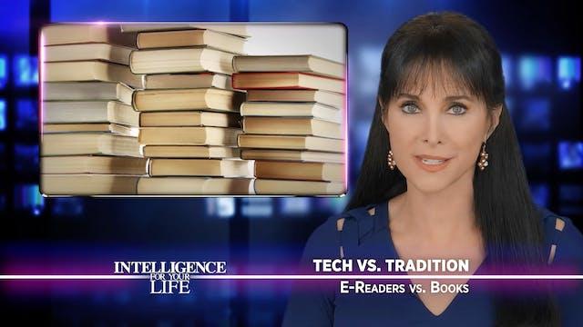 E-Readers Vs Books